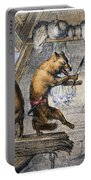 Reynard The Fox, 1846 Portable Battery Charger