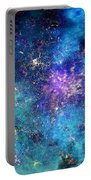 Rhapsody Of Stars  In G Major Portable Battery Charger