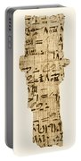 Rhind Papyrus Portable Battery Charger