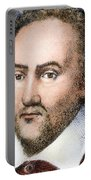 Richard Burbage Portable Battery Charger