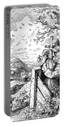 Richter Illustration Portable Battery Charger