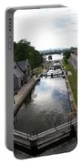 Rideau Canal And Locks - Ottawa Portable Battery Charger
