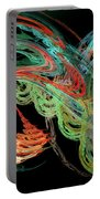 Riding The Rainbow Portable Battery Charger