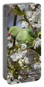 Ring-necked Parakeet Portable Battery Charger