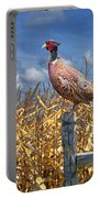 Ringneck Pheasant Portable Battery Charger
