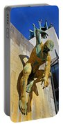 River God Tyne Sculpture IIi Portable Battery Charger