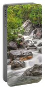 River In The Forest Portable Battery Charger