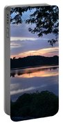 River Of Tranquility Portable Battery Charger