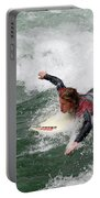River Surfing Portable Battery Charger