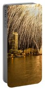 River Thames Fireworks Portable Battery Charger