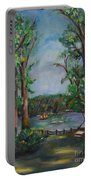Riverbend Park Portable Battery Charger