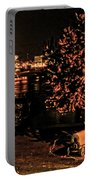 Riverfront 1865-2003 Tall Stacks  By Randall Branham Portable Battery Charger