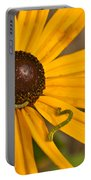 Roadside Daisy And Inch Worms Portable Battery Charger