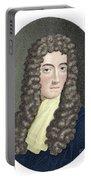 Robert Boyle, British Chemist Portable Battery Charger