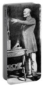 Robert Knox, Scottish Anatomist Portable Battery Charger
