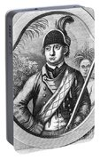 Robert Rogers, Colonial American Portable Battery Charger