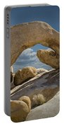 Rock Arch Near Joshua Tree No 0294 Portable Battery Charger