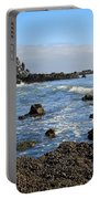 Rock Beach Portable Battery Charger