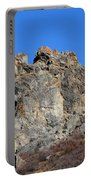 Rock Formation Portable Battery Charger