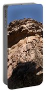 Rock Formations Bhimbhetka Portable Battery Charger
