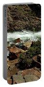 Rock Rush Glen Alpine Creek Portable Battery Charger
