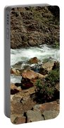 Rock Steps To Glen Alpine Creek Portable Battery Charger