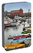 Rockport Harbor Portable Battery Charger