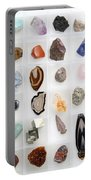 Rocks And Minerals Portable Battery Charger