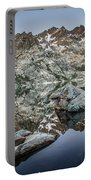 Rocks And Reflections Portable Battery Charger
