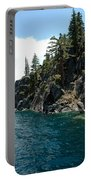 Rocks To Climb Lake Tahoe Portable Battery Charger