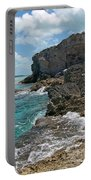 Rocky Barrier Island Portable Battery Charger