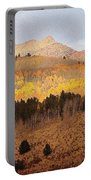 Rocky Mountain Autumn Portable Battery Charger