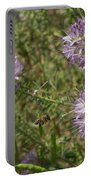 Rocky Mountain Bee Plant Portable Battery Charger