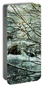 Rocky Mountain Stream Portable Battery Charger