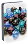 Role-playing Dices Portable Battery Charger