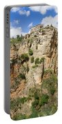 Ronda Rocks In Andalusia Portable Battery Charger