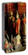 Room Of Buddhas Portable Battery Charger