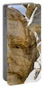 Roosevelt On Mt Rushmore National Monument Portable Battery Charger