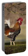 Rooster Gallus Gallus Northumberland Portable Battery Charger