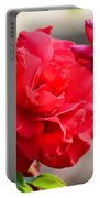 Rosas Roja Portable Battery Charger