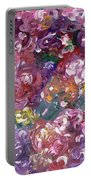 Rose Festival Portable Battery Charger
