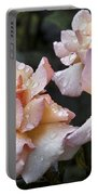 Rose Flower Series 7 Portable Battery Charger