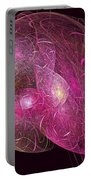 Rose Mollusk Portable Battery Charger