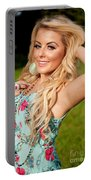 Rosey15 Portable Battery Charger