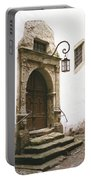 Rothenburg Rathaus Door Portable Battery Charger
