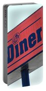 Route 66 Diner Sign Portable Battery Charger