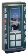 Route 66 Doorway Portable Battery Charger
