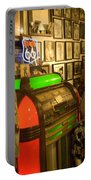 Route 66 Elvis  Portable Battery Charger