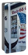 Route 66 Gift Shop Portable Battery Charger