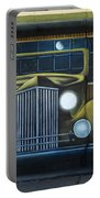Route 66 Motel Mural Portable Battery Charger